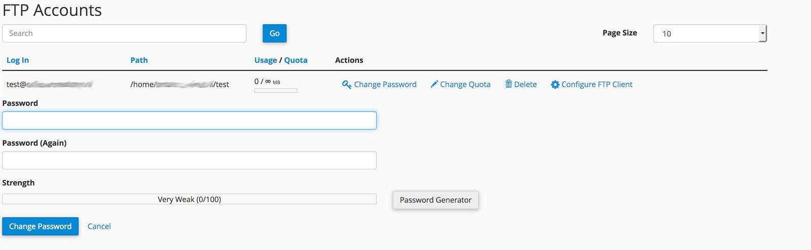 Promijenite lozinku